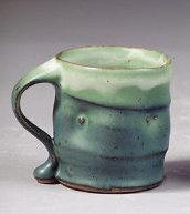 Set of four mugs
