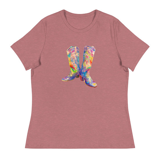 Women's Relaxed T-Shirt designed by Roberta Rogers