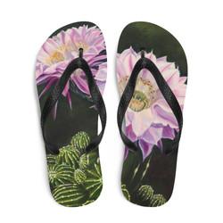 Artful Flip-Flops