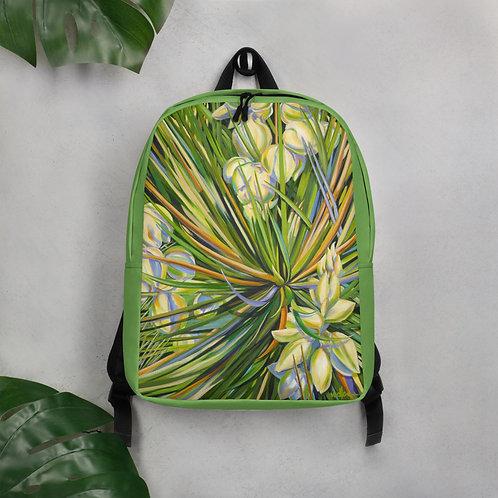 Minimalist Backpack designed by Tubac Artist, Jacci Weller