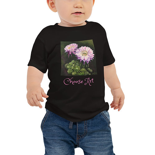 Baby Jersey Short Sleeve Tee Designed by Tubac Artist