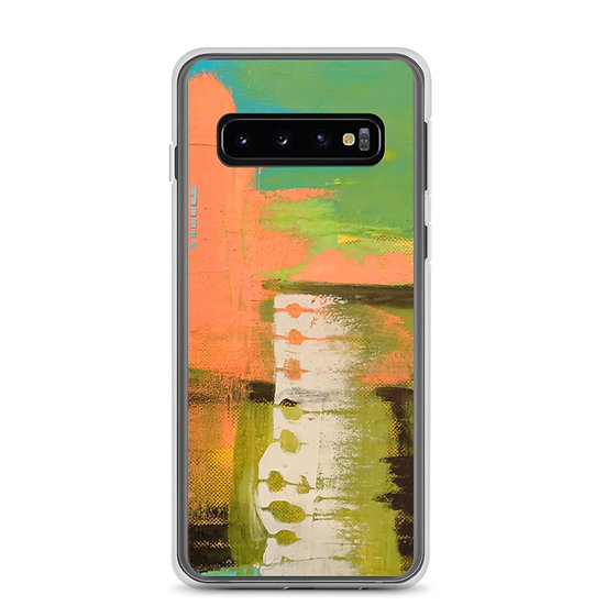 Samsung Case, Abstract by Jen Prill
