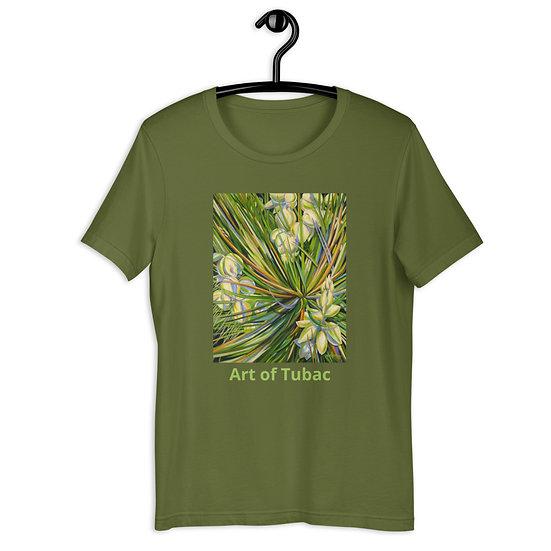 Short-Sleeve Unisex T-Shirt, Yucca NY2, by Jacci Weller