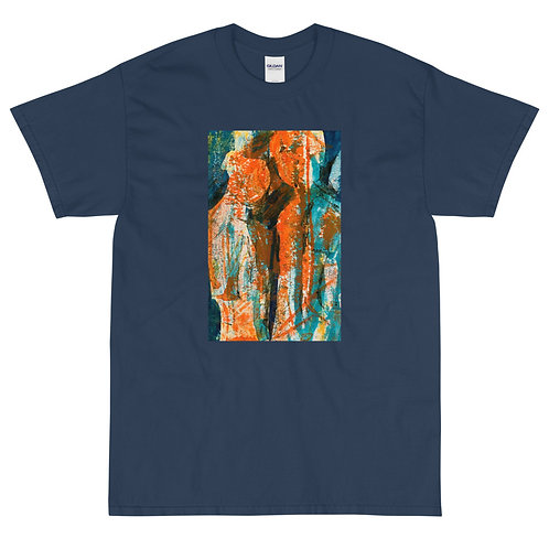 Men's Short Sleeve T-Shirt, New Love, by Jen Prill