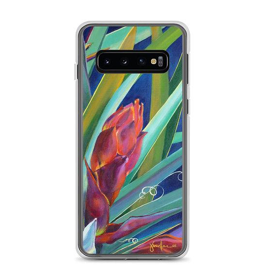 Samsung Case, Banana Yucca by Jacci Weller