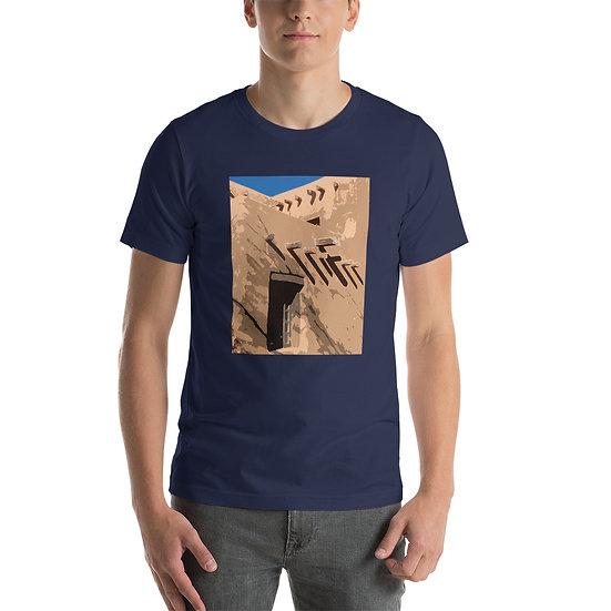 Short-Sleeve Men's T-Shirt designed by Tubac Artist