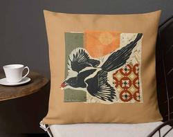 Tubac artist-designed Decorative Throw Pillows