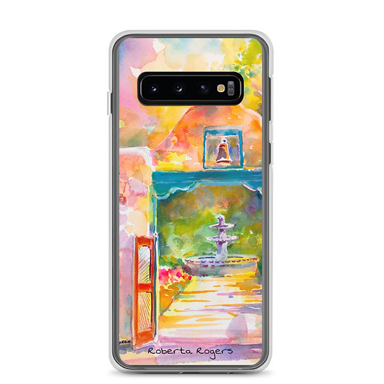 Samsung Case Mexican gate by Roberta Rogers