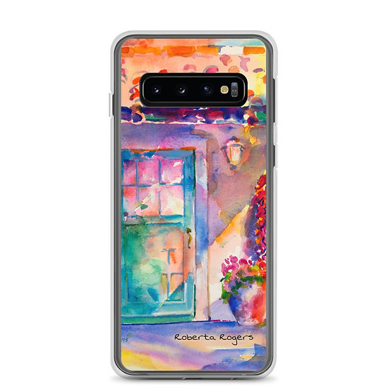 Samsung Case Front Porch by Roberta Rogers