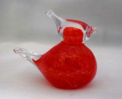 Glass Cardinal
