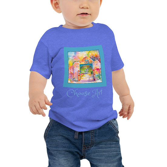 Baby Jersey Short Sleeve Gate by Roberta Rogers