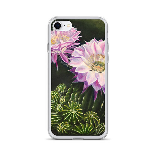 iPhone Case, Jack's Cactus by Jacci Weller