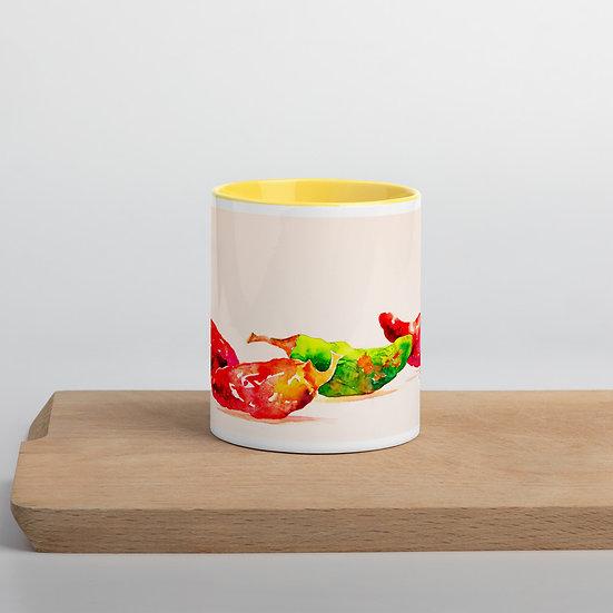 Chili Mug designed by Roberta Rogers