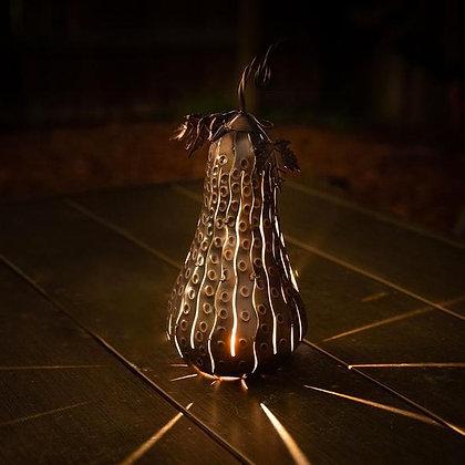 Mini Gourd Luminaria
