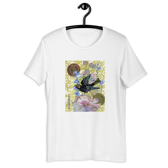 Women's Short-Sleeve T-Shirt designed by Ouida Touchon