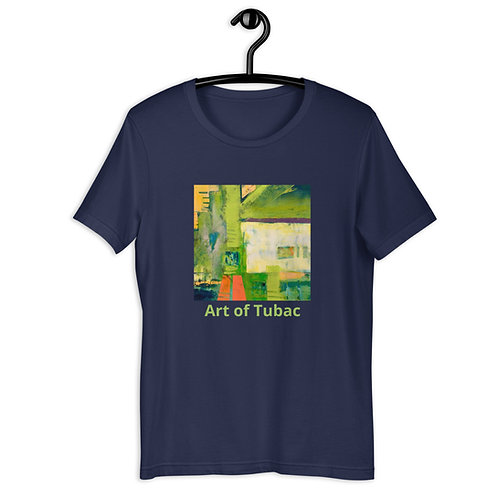 Short-Sleeve Unisex T-Shirt, Runway, by Jen Prill