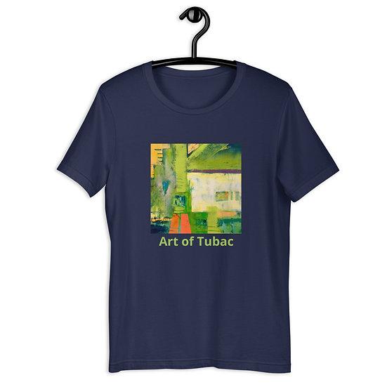 Short-Sleeve Unisex T-Shirt, Runway, by Jen Prill