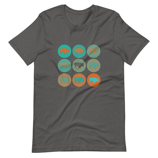 Men's Short-Sleeve Unisex T-Shirt designed by Tubac Artist