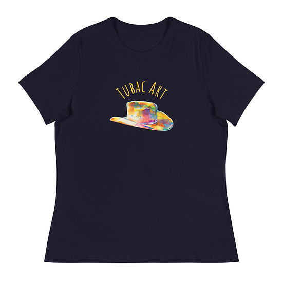 Women's Relaxed T-Shirt designed by Tubac Artist