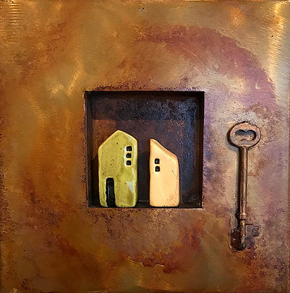 Two Houses with Key
