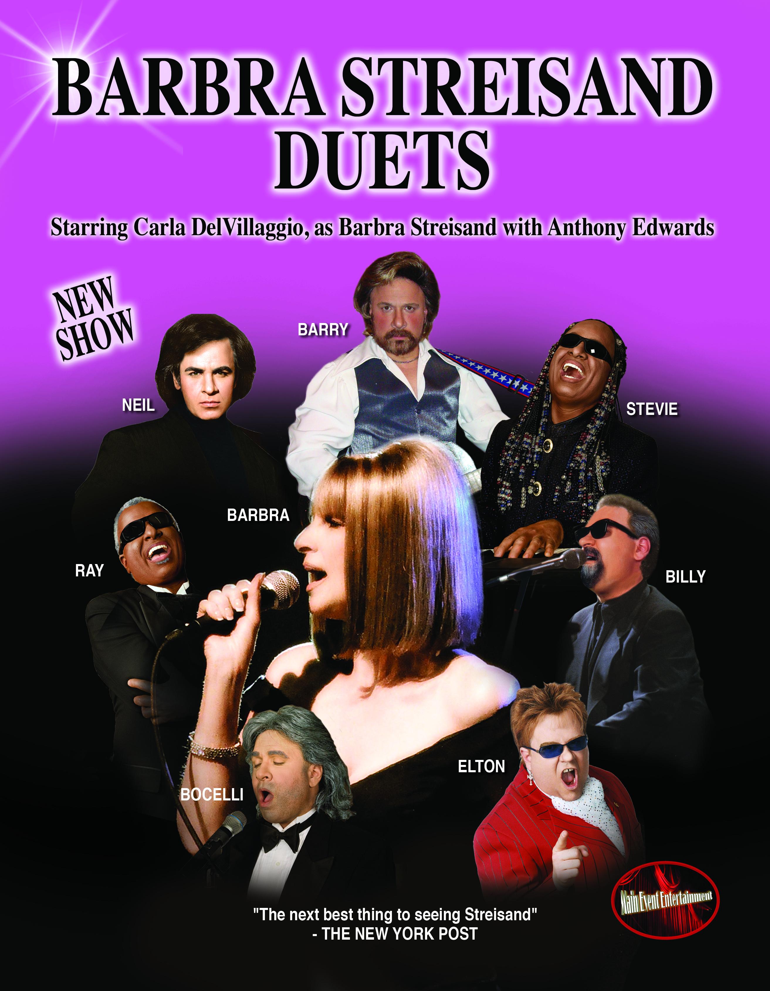 Barbra Streisand Duets V4
