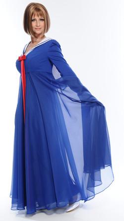 Blue dress1