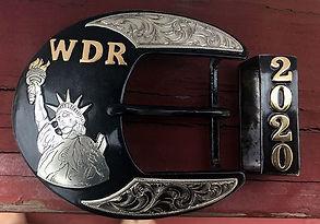 Western buckles