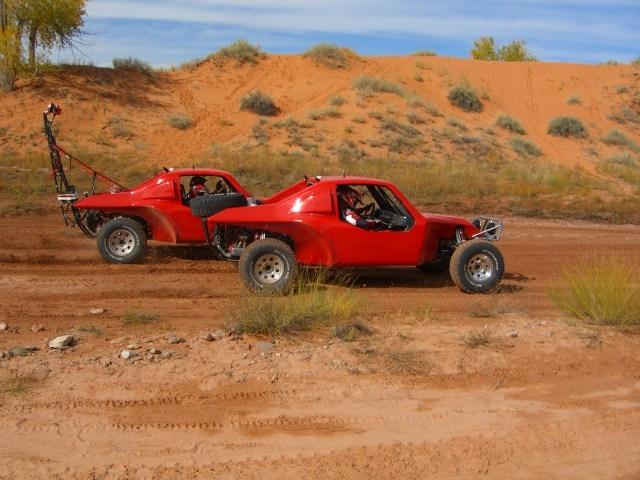 Baja Trucks - Moab
