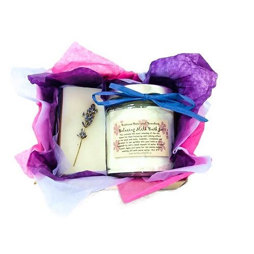 Relaxing Milk & Soap Gift Box