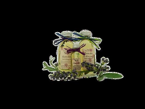 Wild Lavender 150ml Bath and Massage Oil