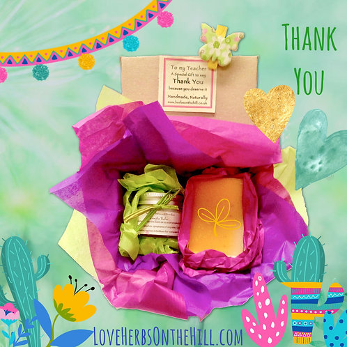 Teacher Gift Temple Balm Gift Set