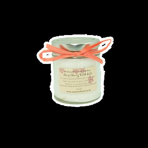 May Chang Bath Salts 220g