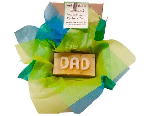Dad Single Soap Box