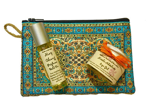 MayChang RollOn & Neroli EyeGel Purse Set