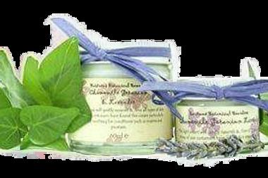 Chamomile Geranium & Lavender Cream 100ml