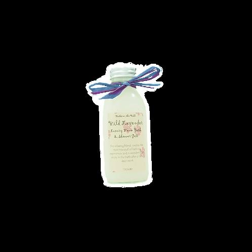 Wild Lavender Foam Bath & Shower Gel