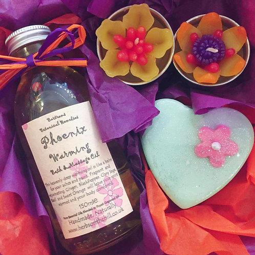 Pheonix Bathtime Bliss Gift Box
