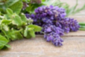 headach balm, temple balm, lavender, mint