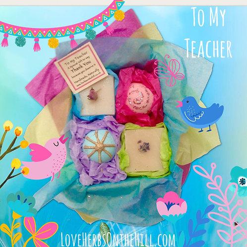 Teacher Gift Relax