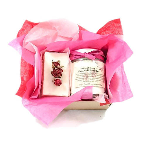 Love Milk & Soap Gift Box