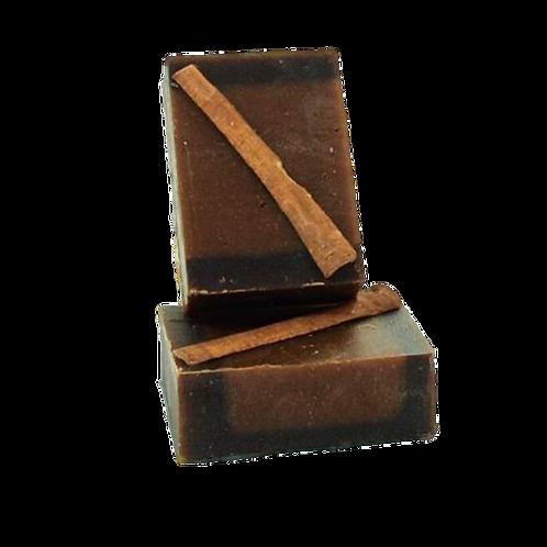 Cinnamon Honey Soap 100g