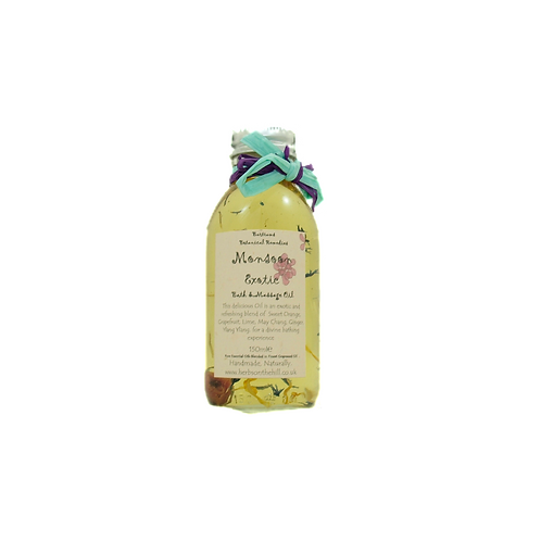 Monsoon 150ml Bath & Massage Oil