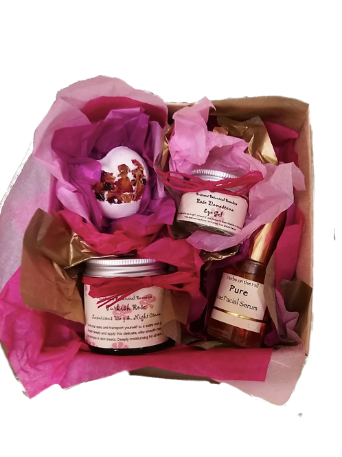 Pure Rose Gift Set