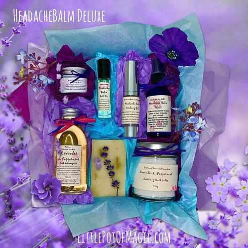 Headache Balm Deluxe Gift Box
