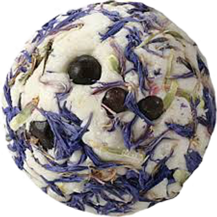Cornflower & Juniper Berry Bath Creamer