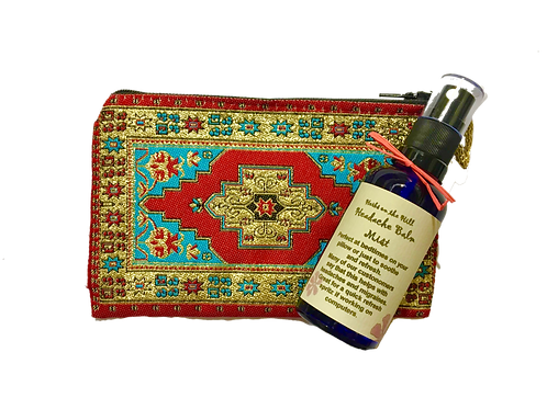 Headache Balm Mist & Purse Set