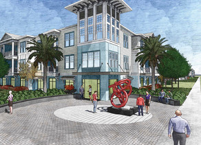 Largo sees new apartments, shops, streetscaping