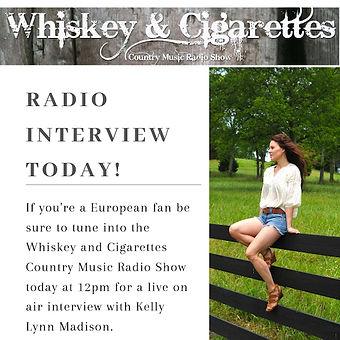 Kelly Lynn Madison Radio Show