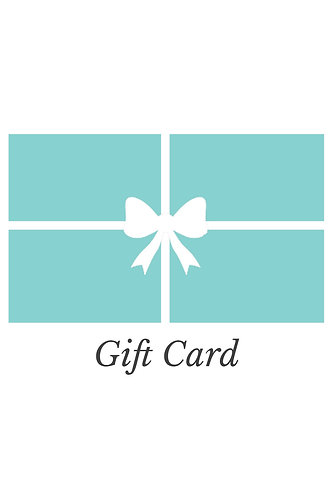 Riley and Vine Gift Card