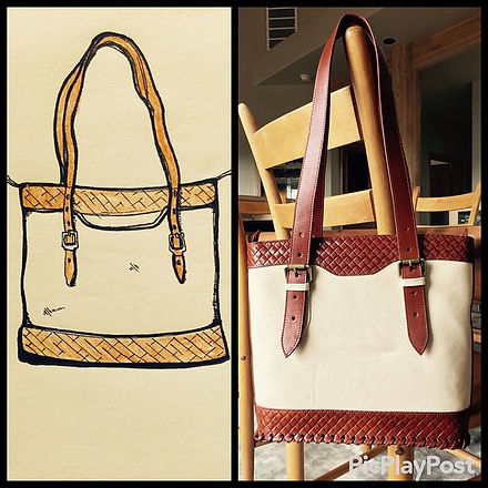 From sketch to finished product, loving the new _Charlie_ Bag.jpg